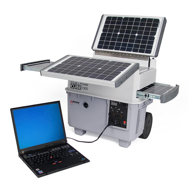 Generadores eléctrico con placas solares