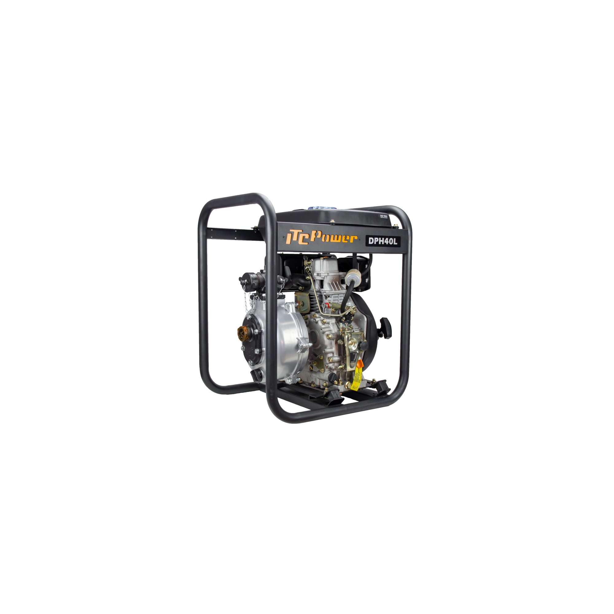 DPH40L Motobomba Diesel Alta Presión ITCPower
