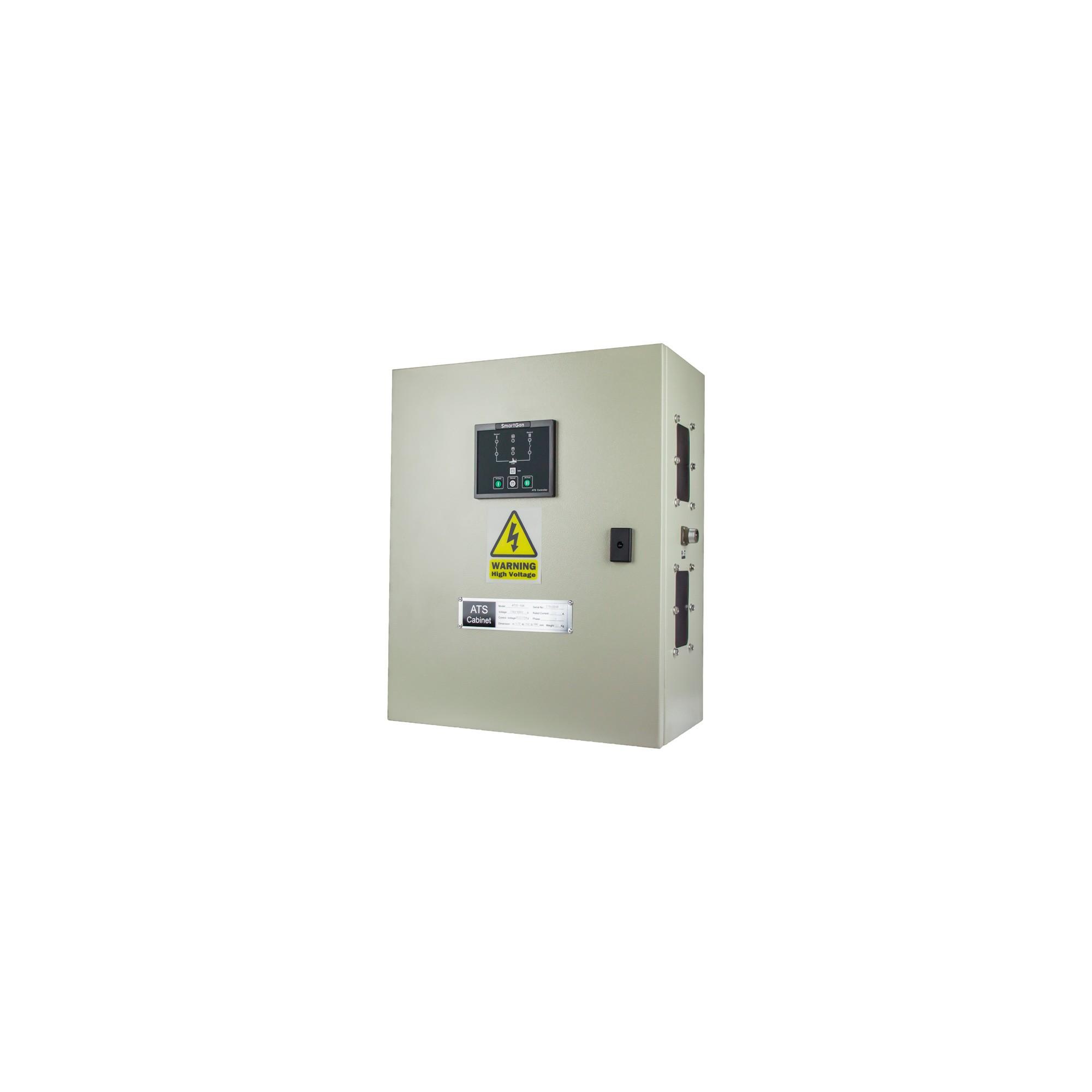 ATS1-100A (TRIFÁSICO) Sistema de transferencia automática