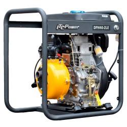 DPH40LE-2 Motobomba Diesel Alta Presión ITCPower