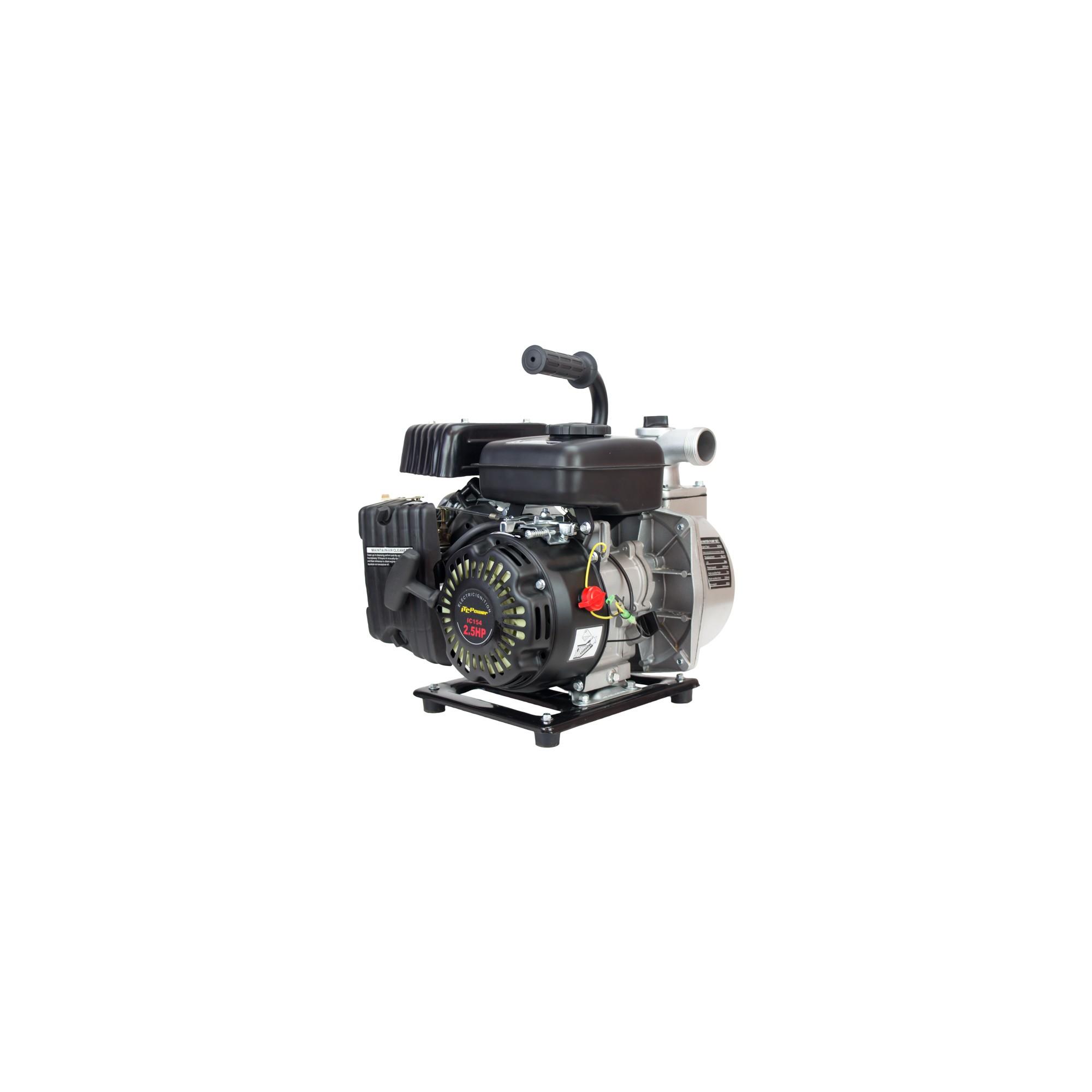 GP40  Motobomba Gasolina ITCPower Aguas Limpias de Caudal