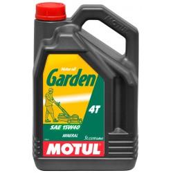 Aceite MOTUL Garden 4T 15W-40 (5L)