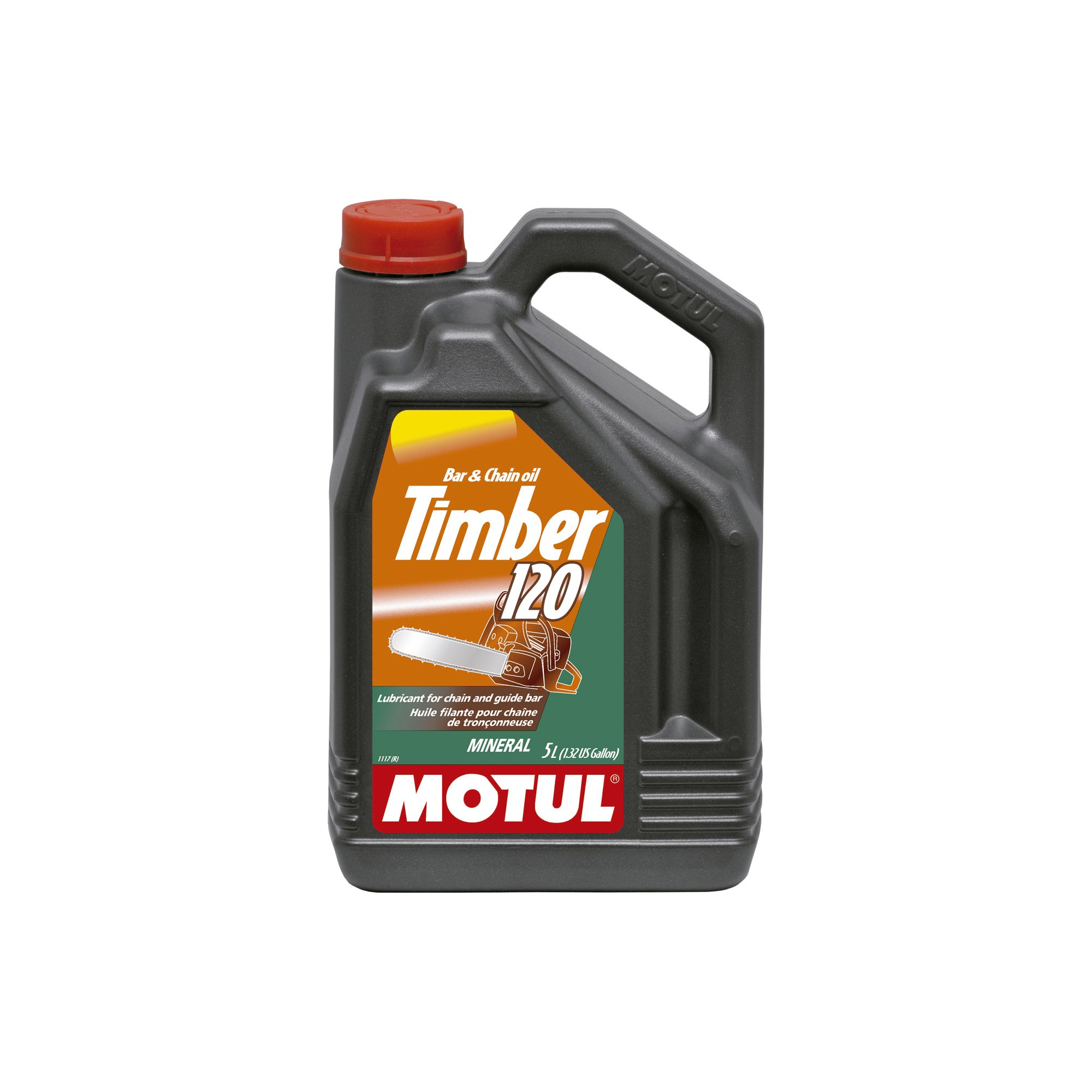 Aceite MOTUL Timber 120 (5L)
