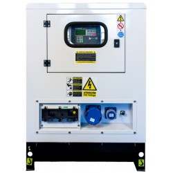 DG11KSEM Grupo Electrógeno Insonorizado Monofásico ITCPower 11 Kw