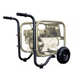 Kit de ruedas  para generadores y motobombas