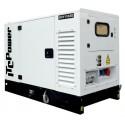 DG11KSE Grupo Electrógeno Insonorizado Trifásico ITCPower 11KVAS