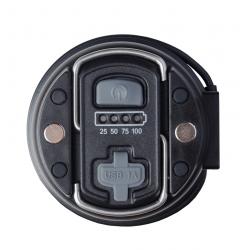 CT6515 Micro luz recargable para trabajo