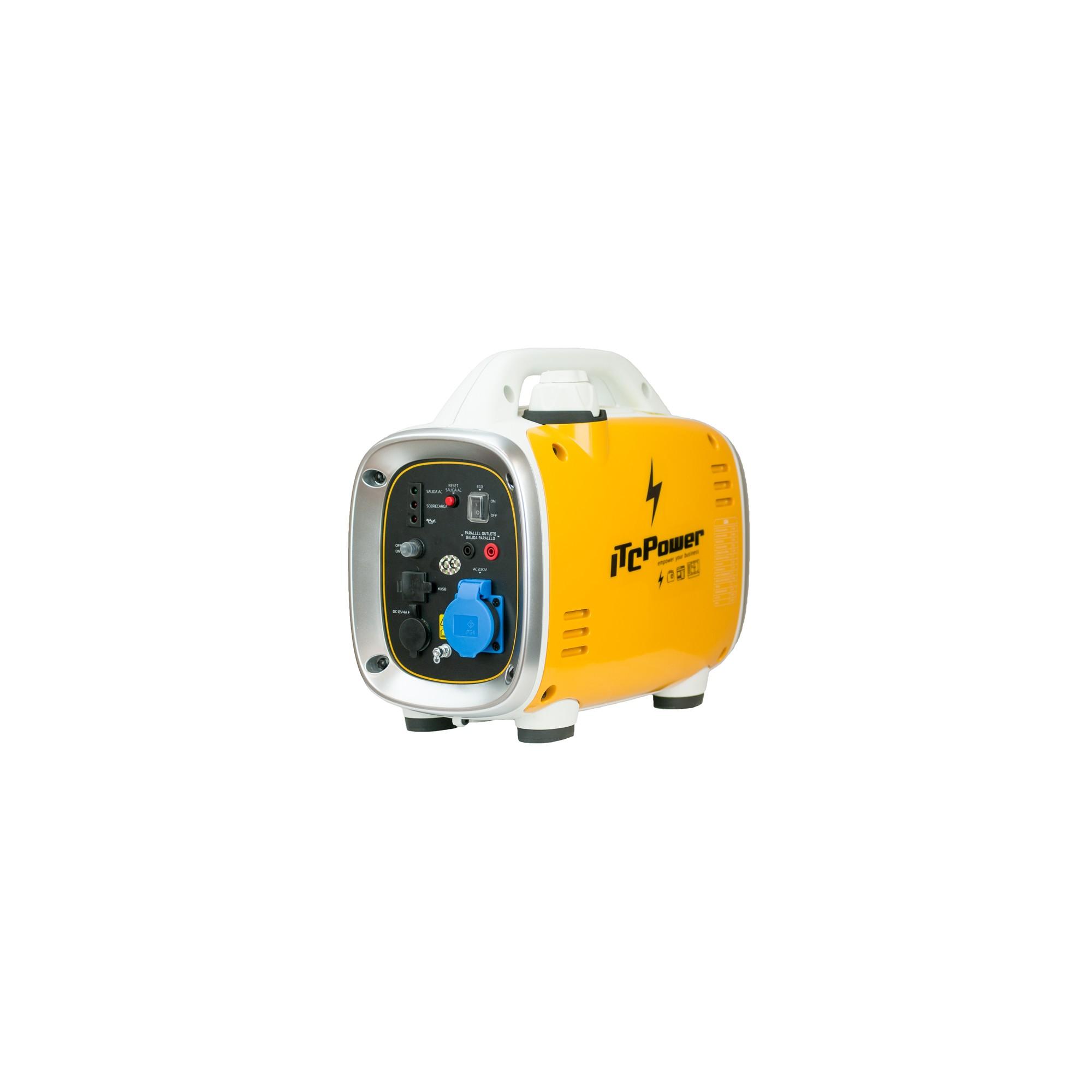 GG9I Generador Eléctrico Inverter 900w