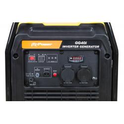 GG45Ei Generador Inverter Gasolina Silencioso ITCPower