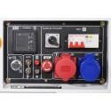 Generador Diésel Insonorizado Full Power ITCPower DG7800SE-T