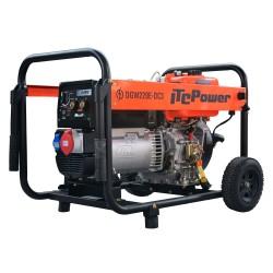 DGW220E-DC3 Motosoldadora Diesel ITCPower