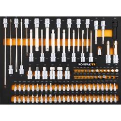 Carro de 345 herramientas ITCPower
