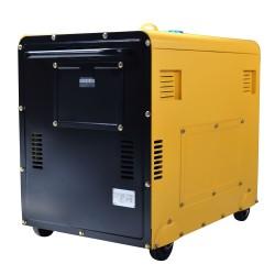 Generador Diésel Monofásico Insonorizado 6100SE