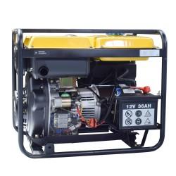 NT6100XE Generador Diesel (Monofásico) Abierto