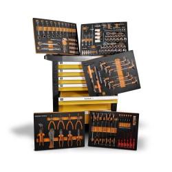 LZ02 Carro de 173 herramientas ITCPower