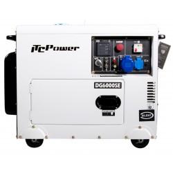DG6000SE Generador Diesel...
