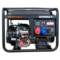 GG10000LET Generador gasolina itcpower fullpower 8kw