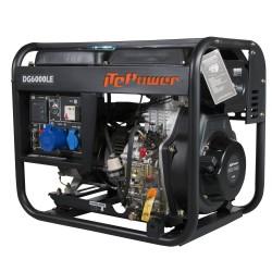 DG6000LE Generador...