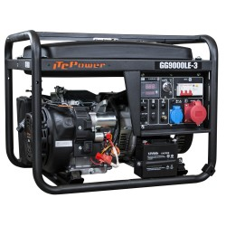 GG9000LE-3 Generador Gasolina Trifásico ITCPower