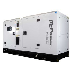 DG35KSEm 35 Kw Grupo Electrógeno Silencioso Monofásico