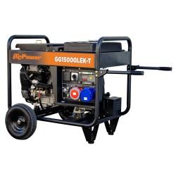 GG15000LEK-T Generador Gasolina FULL POWER