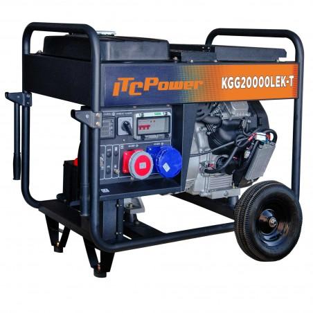 Generador Gasolina FULL POWER ITCPOWER GG20000LEK-T