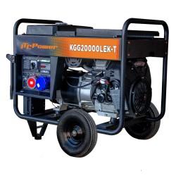 GG20000LEK-T Generador Gasolina FULL POWER