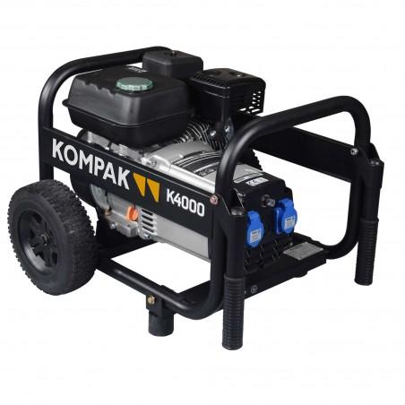 Generador Gasolina KOMPAK alternador LINZ K4000