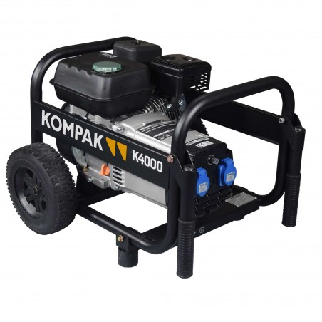 K4000 Generador Gasolina alternador LINZ