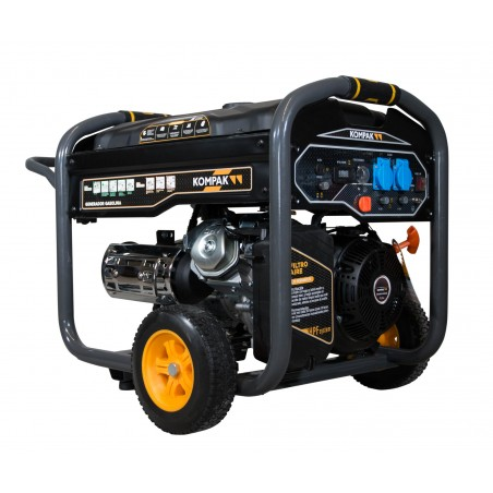 Generador Gasolina con AVR 7,0 kw KOMPAK  K8000