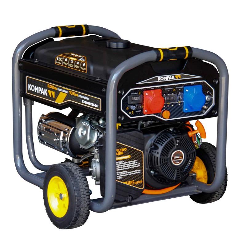 Generador Dual Fuel FULL POWER Kompak