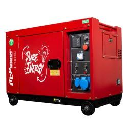 8000D Generador Diésel RED...