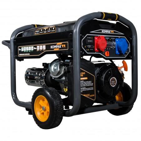 K10000TE-T Generador Gasolina con AVR FULLPOWER 10, kVA