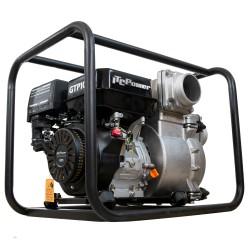 GTP100X Motobomba Aguas Cargadas (Gasolina) ITCPower