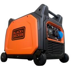 Generador Inverter Gasolina Monofásico B+D