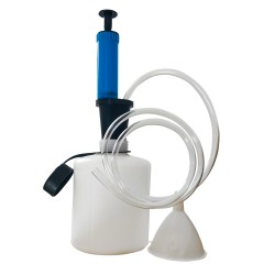 Kit extractor de aceite