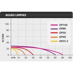 GP80 Motobomba Gasolina...