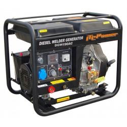 Motosoldadora Diesel ITCPower DGW190AC