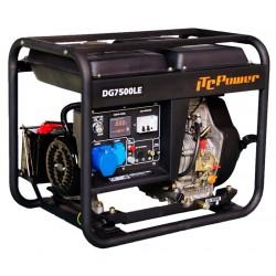 Generador Diesel ITCPower DG7500LE