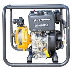 Motobomba Diesel Doble Turbina ITCPower DPH40E-2