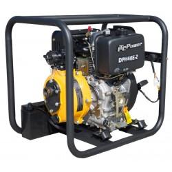DPH40E-2 Motobomba Diesel Doble Turbina ITCPower